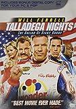 Talladega Nights: The Ballad of Ricky Bobby (DVD) ~ Will Ferrell... Cover Art
