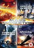 Movies of Mass Destruction Boxset (4 disc DVD)