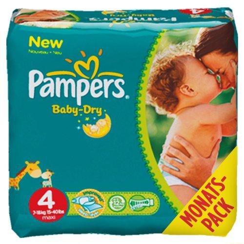 pampers baby dry windeln im test baby test. Black Bedroom Furniture Sets. Home Design Ideas