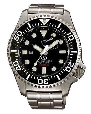 Orient Star WZ0181EL Diver's Watch 22 Jewels Automatic