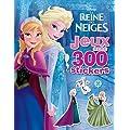 La reine des neiges, 300 stickers