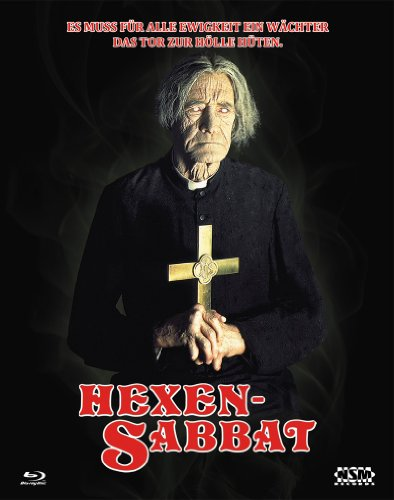 Hexensabbat - The Sentinel [Blu-ray] (Uncut) [kleine Hartbox Cover B]