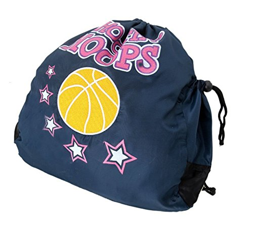 Kingbig Children Drawstring Bag Dark Blue Backpack