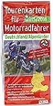 Tourenkarten f�r Motorradfahrer Deuts...