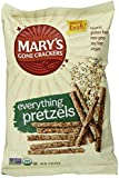 Mary's Gone Crackers Everything Pretzels, 7.5 Ounce
