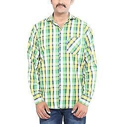 Oshano Men's Modish Cotton Shirt