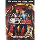 Spy Kids 4: All The Time In The World – Just $4.88!