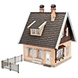POLA G SCALE MODEL TRAIN BUILDINGS - DETACHED HOUSE WITH STONE FOUNDATION & DORMER - 331019 at Sears.com
