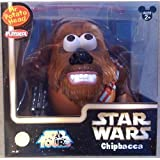 Disney Star Wars Chipbacca Chewbacca Chewy Mr. Potato Head Figure