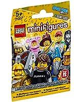 Lego Minifigures - 71007 - Series 12 - 1 Sachet Mystère - Modèle Aléatoire