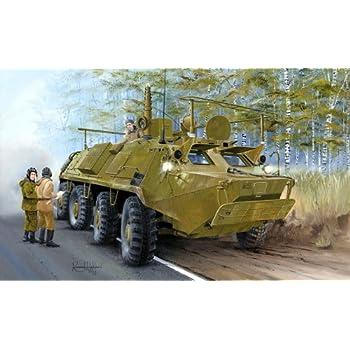 1/35 ソビエト軍BTR-60PU指揮通信車