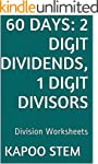 60 Division Worksheets with 2-Digit D...