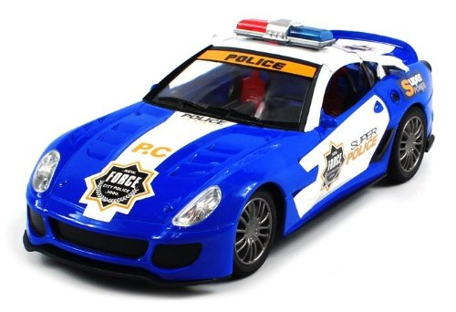 Hot Deal Ferrari 599XX Electric RC Car Super Police Force 1:16 RTR (Colors May Vary)  Review