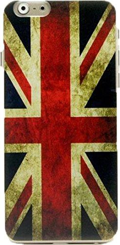 iPhone 6 Plus Case British Flag Soft Rubber Phone Case Scratch Resistant (Iphone 6 Plus Case British compare prices)