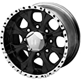 """Helo HE791 Maxx Gloss Black Wheel With Machined Face (16x8""""/8x165.1mm, 0mm offset)"""