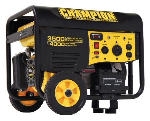 Champion Power Equipment 46561 4,000 Watt 196cc