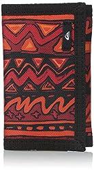 Quiksilver Men's Weekend Wallet, AG New Wave Quick Red, Medium
