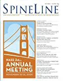 SpineLine - September/October 2009, Volume 10, Issue 5