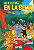 EN LA SELVA (Reflejos) (Spanish Edition)