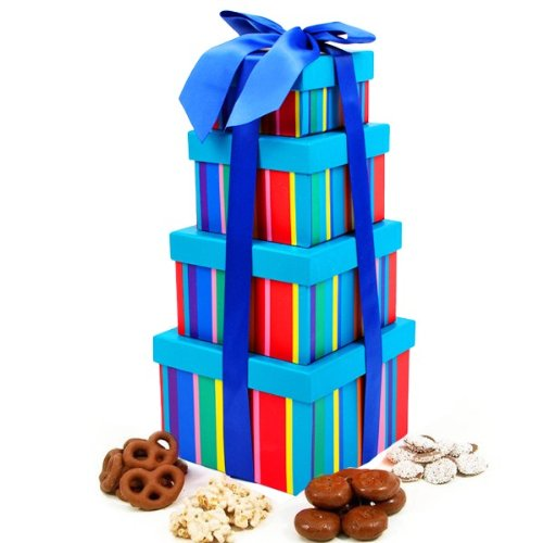 Dylan's Candy Bar Sweet Treat Tower - Chocolate