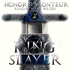 Kingslayer Hörbuch