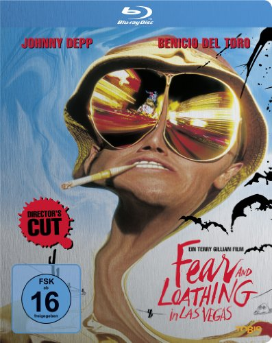 Fear and Loathing in Las Vegas - Steelbook [Limited Edition] [Blu-ray] [Director's Cut]