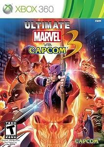 Ultimate Marvel Vs Capcom 3 - Xbox 360 Standard Edition