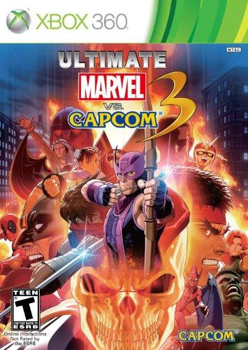 Ultimate Marvel Vs. Capcom 3 - Xbox 360 (Marvel Games For Xbox 360 compare prices)