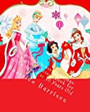 Disney Princess Christmas: A Cartoon Picture Book for Girl's Ages 4 to 10 Years Old