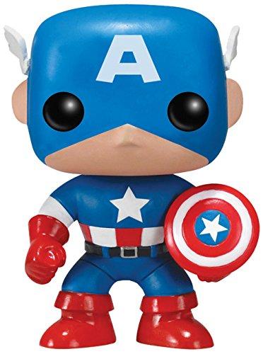 Marvel Universe: Captain America