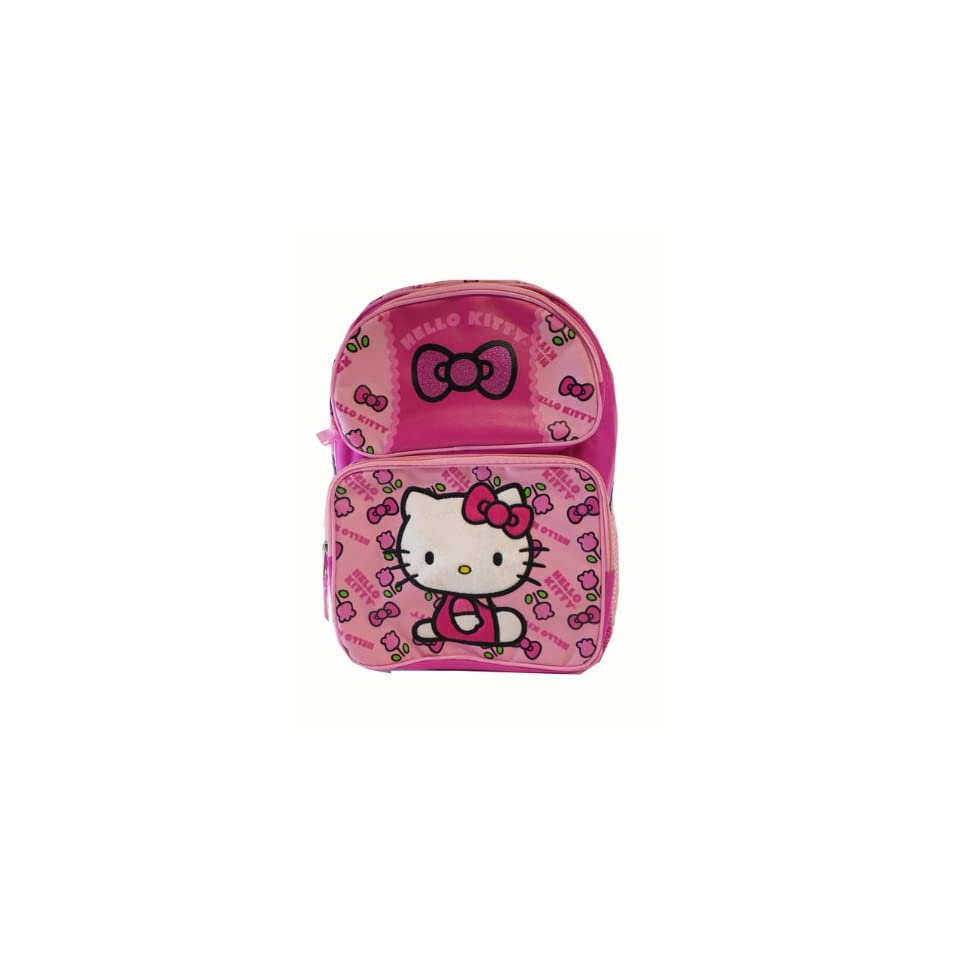 Hello Kitty Medium BackPack Sanrio Hello Kitty Medium School Bag on ... d1370dd80afbb