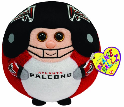 Ty Beanie Ballz Atlanta Falcons - Nfl Ballz back-688252