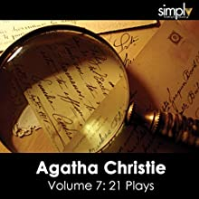 Agatha Christie: 21 Play Summaries, Volume 7 – Without Giving Away the Plots (       UNABRIDGED) by Deaver Brown Narrated by Deaver Brown