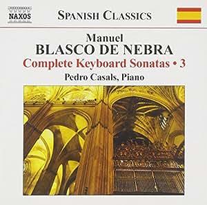 V 3: Complete Keyboard Sonatas