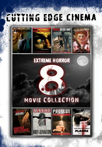 Cover art for  Extreme Horror 8 Movie Collection