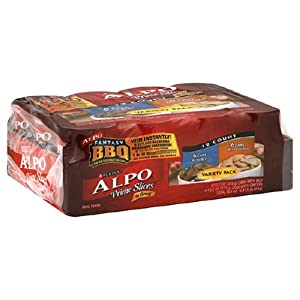 Alpo Prime Slices in Gravy - Variety Pack - Chicken & Beef - 12 x 13.2 oz