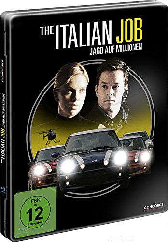 The Italian Job - Jagd auf Millionen. Metall Box [Edizione: Germania]