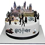 Stand Up Harry Potter Cake Scene Prem...