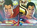 Superman Man of Steel 100 Piece Jigsaw Puzzle (Assorted, Quantities & Styles Vary)