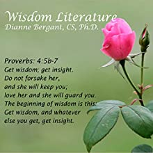 Wisdom Literature  by Dianne Bergant Narrated by Dianne Bergant
