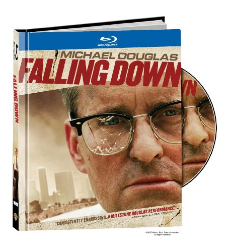 Cover art for  Falling Down (Blu-ray Book Packaging)