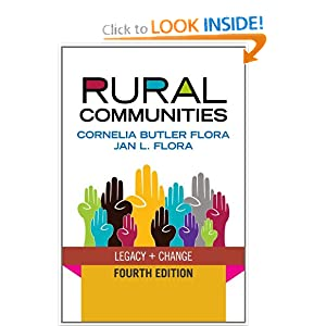 Rural Communities: Legacy and Change Cornelia Butler Flora and Jan L Flora