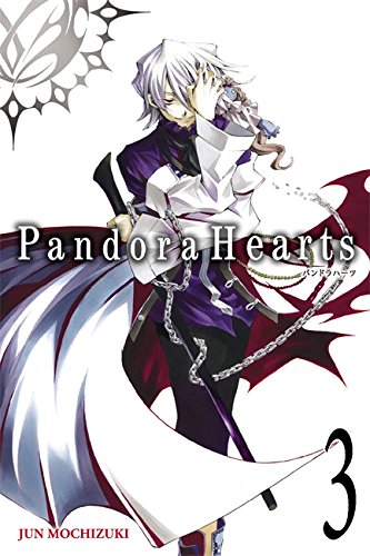 PandoraHearts, Vol. 3 - manga (Tapa Blanda)