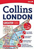 Collins UK Greater London Street Atlas (Collins Travel Guides)