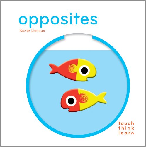 Touch Think Learn: Opposites