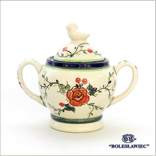 Болеславец / boleswavietz керамика сахара горшок-164 (Польская керамика)