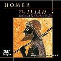 The Iliad Hörbuch von  Homer, Richmond Lattimore - translator Gesprochen von: Charlton Griffin