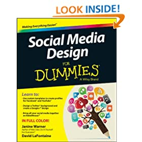 Social Media Design For Dummies (For Dummies (Computer/Tech))