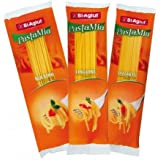 BiAglut Gluten Free Pasta, Bucatini, 17.6 Oz Package