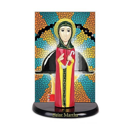 St. Martha - Patron Saint of Waiters & Waitresses